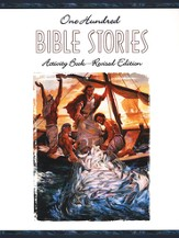 One Hundred Bible Stories Activity Book: Revised Edition