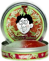 Mistletoe Madness Color Changing Putty