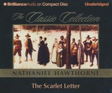 The Scarlet Letter                        - Audiobook on CD