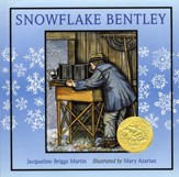 Snowflake Bentley  - Slightly Imperfect