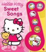 Hello Kitty: Sweet Songs - 6-Button Sound Book