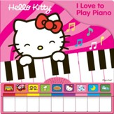 Hello Kitty: I Love to Play Piano - Sound Book