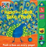 The World Of Eric Carle: Hide And Seek, Take A Peek Play-A-Sound Book