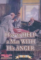 How to Help a Man with His Anger DVD