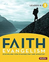 FAITH Evangelism: Discipling for Evangelism and Ministry, Volume 1, DVD Leader Kit