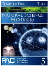 Natural Science Mysteries Student Text, Chapter 5