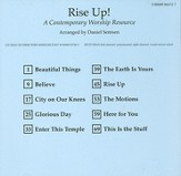 Rise Up!: A Contemporary Worship Resource  (Accompaniment CD)