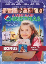 A Very Mary Christmas DVD with Bonus Music CD