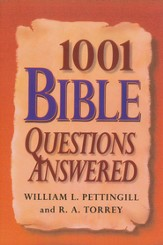 1,001 Bible Questions Answered, 2 Volumes in 1