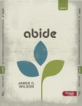 Abide: Practicing Kingdom Rhythms, DVD Leader Kit
