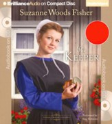 #1: The Keeper Unabridged Audiobook on CD