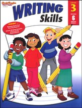 Steck-Vaughn Writing Skills Workbook, Grade 3