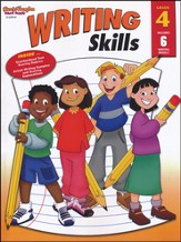 Steck-Vaughn Writing Skills Workbook, Grade 4