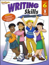 Steck-Vaughn Writing Skills Workbook, Grade 6
