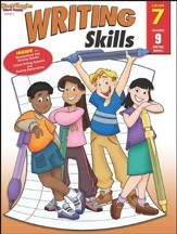 Steck-Vaughn Writing Skills Workbook, Grade 7