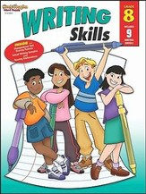 Steck-Vaughn Writing Skills Workbook, Grade 8