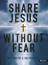 Share Jesus Without Fear, Revised, Member Book