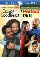 Trinity Goodheart/The Perfect Gift, Double Feature DVD