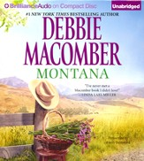 Montana - unabridged audiobook on CD