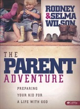 The Parent Adventure: Preparing Your Kid for a life with God, Member Book
