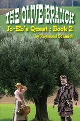 The Olive Branch: Jo-Eb's Quest - eBook