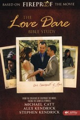 The Love Dare Bible Study, Member Book  - Slightly Imperfect