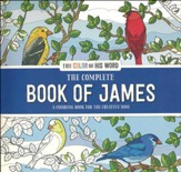 The Complete Book of James: A Coloring Book for the Creative Soul