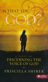 Is That You God?: A Taste of Discerning the Voice of God (Booklet)