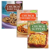 Church Cookbooks: 3-Book Set