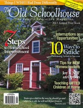The Old Schoolhouse 2013 Annual Print Book