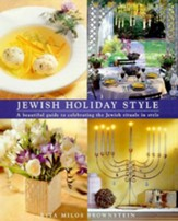 Jewish Holiday Style - eBook