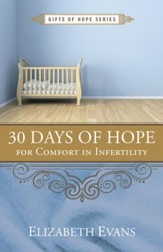 30 Days of Hope for Comfort in Infertility - eBook