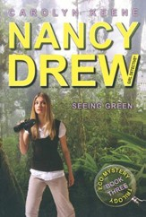 Seeing Green: Book Three in the Eco Mystery Trilogy - eBook