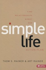 Simple Life: Action Plan, Member Book