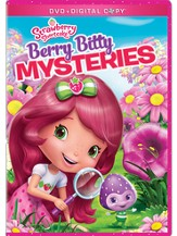 Strawberry Shortcake: Berry Bitty Mysteries, DVD