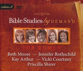 Bible Studies by Demand: Volume 3, DVD Leader Kit - Slightly Imperfect