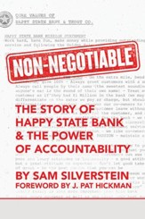 Non-Negotiable: The Story of Happy State Bank & The Power of Accountability - eBook