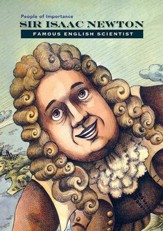 Sir Isaac Newton: Famous English Scientist - eBook