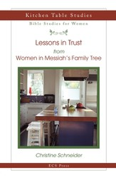 Lessons in Trust: from Women in Messiah's Family Tree