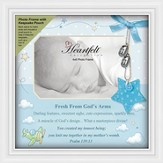 Baby Boy Keepsake Photo Frame, Psalm 139:13