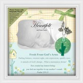Baby Keepsake Photo Frame, Psalm 139:13