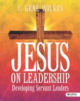 Jesus On Leadership: Developing Servant Leaders, DVD Leader Kit