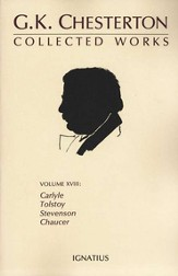 Collected Works of G. K. Chesterton Volume  XVIII