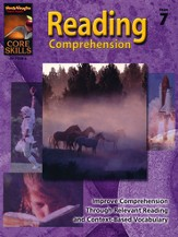 Core Skills: Reading Comprehension Grade 7