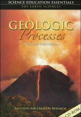 Geologic Processes CD-Rom