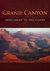 Grand Canyon: Monument to the Flood (DVD)