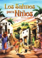 Los Salmos Para Ninos (Edicion Catolica), A Child's Book of Psalms Catholic Edition