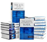 The Pillar New Testament Commentary (Set of 14 Volumes)