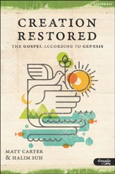 Creation Restored: The Gospel According to Genesis, DVD Leader Kit