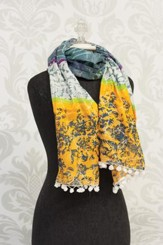 I Am Fearfully and Wonderfully Made Scarf